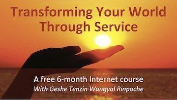 Transforming Your World Through Service (6-Part Course)