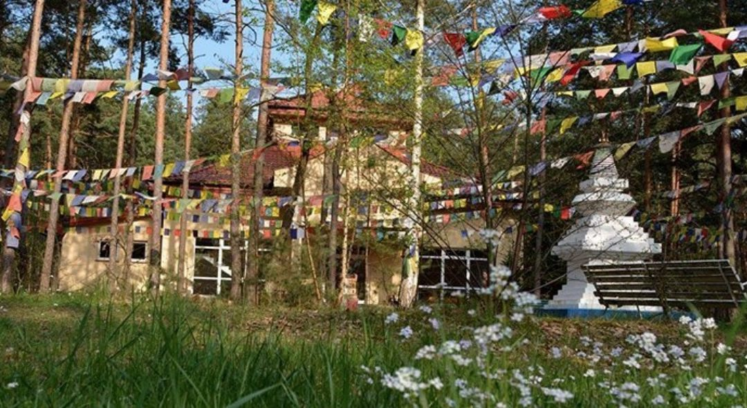 Summer Retreat at Chamma Ling Poland (Teaching Series)