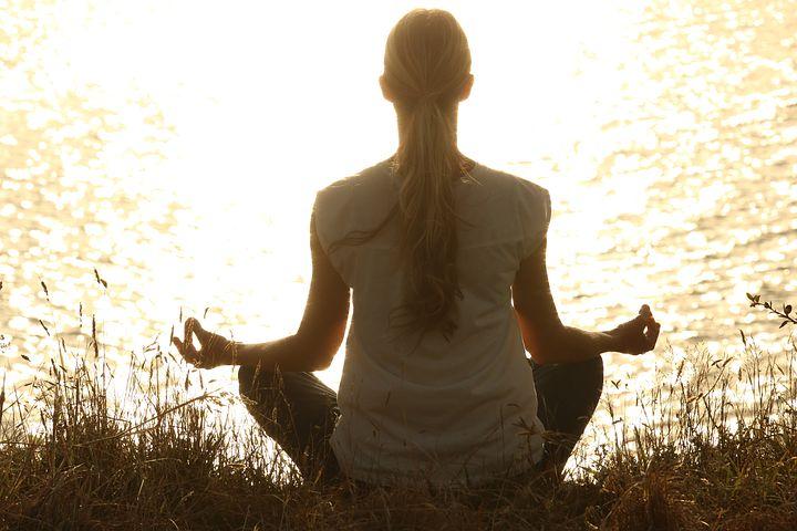 Healing Pain Through Meditation (Teaching Series)