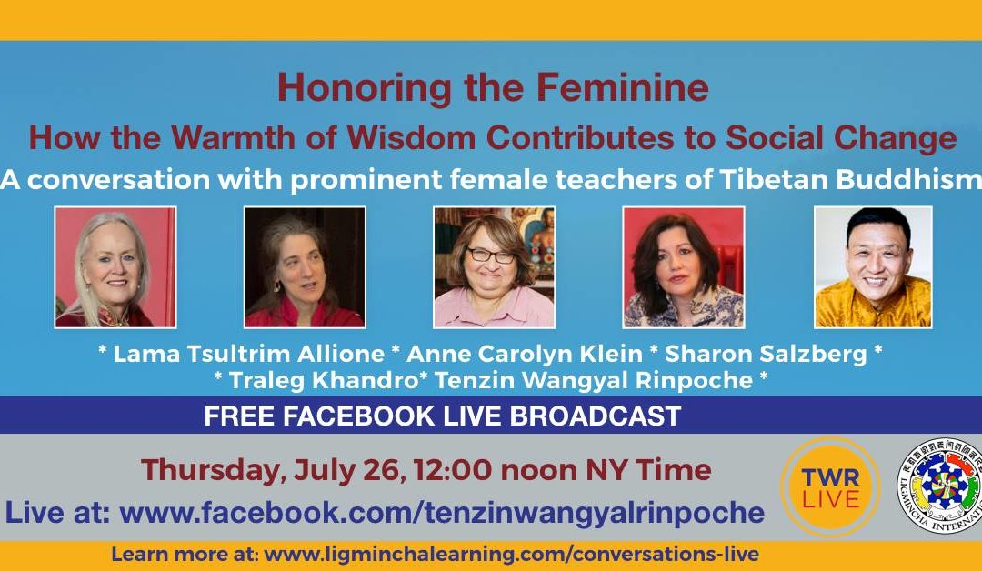 Honoring the Feminine: How the Warmth of Wisdom Contributes to Social Change