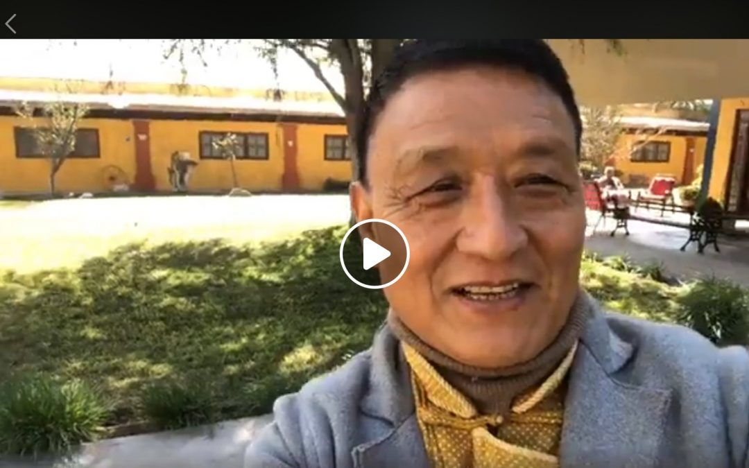 Chamma Ling Retreat Center in Torreón Mexico
