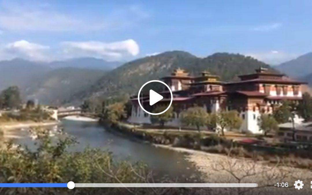 Our Trip in Bhutan
