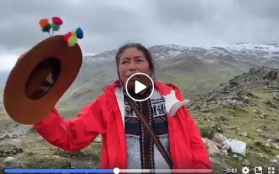 Sacred Journey on Ausangate Mountain in Peru