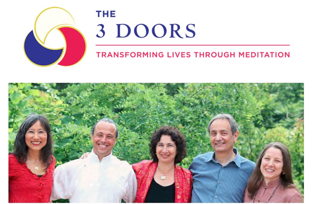 "Wednesday, February 26, 2020, 1 p.m. New York Time: ""Meet the Teachers: The 3 Doors"""