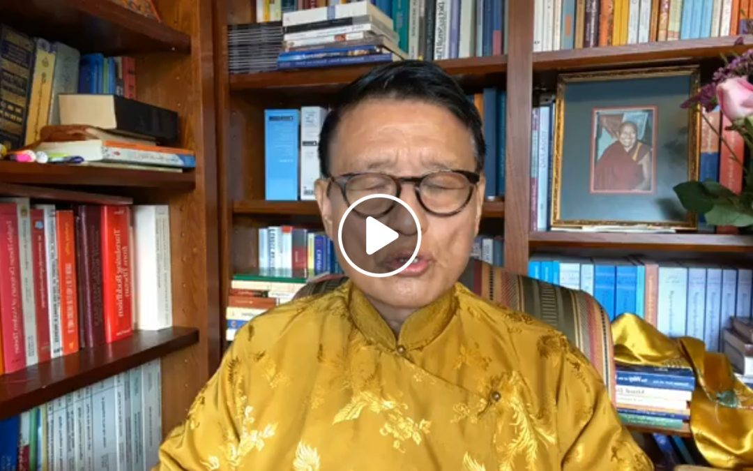Devotion to the Master Yongdzin Rinpoche, and Personal Stories