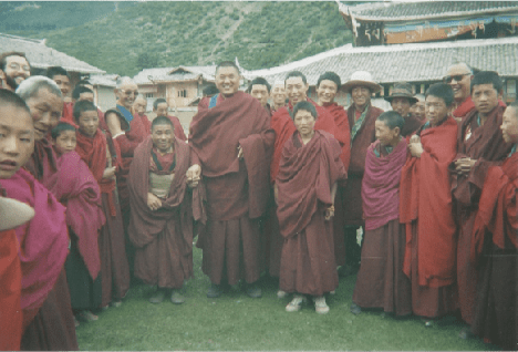 """His Holiness Returns to Tibet""—Film Screening"