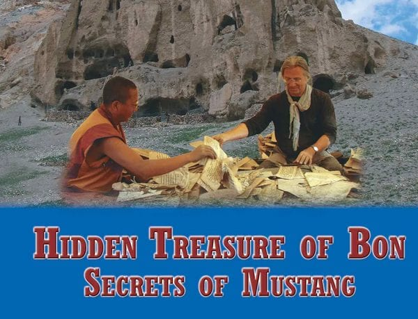 Hidden Treasure of Bön: Secrets of Mustang—Film Screening
